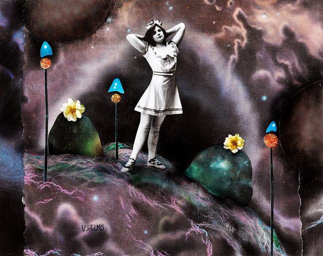 Art: I Am by Artist Vicky Helms