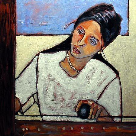 Art: practice by Artist Cynthia Kathleen Agathocleous