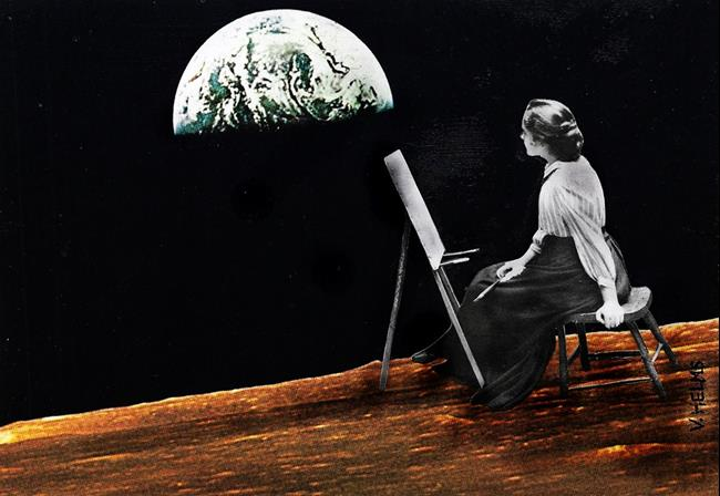 Art: The Artist In Us by Artist Vicky Helms