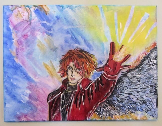 Art: Genesis Rhapsodos by Artist Paul Lake, Lucky Studios