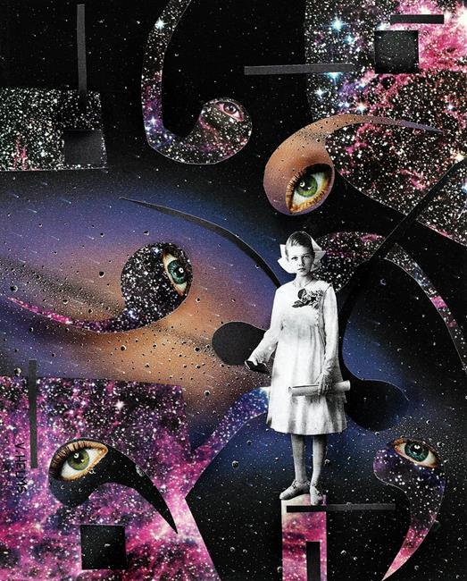 Art: Observation by Artist Vicky Helms