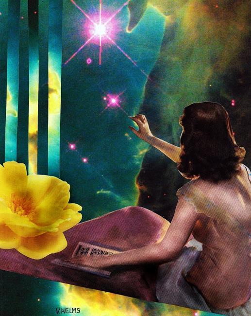 Art: Hope (3) by Artist Vicky Helms