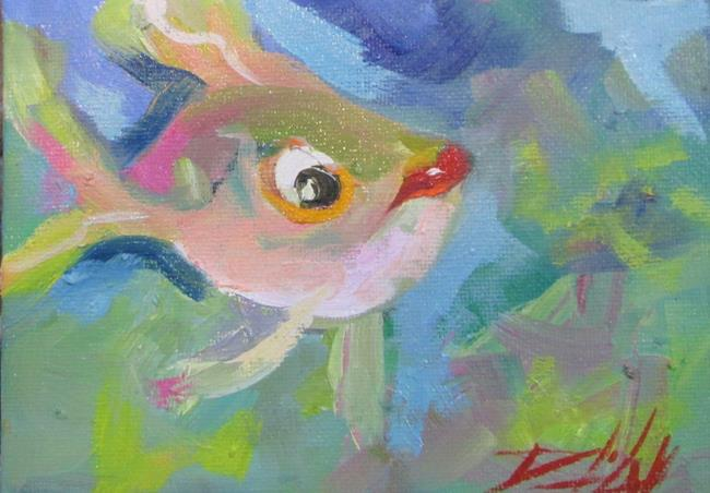 Art: Fish No. 18 by Artist Delilah Smith