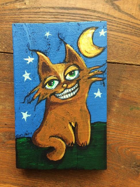 Art: Oh Yeah by Artist Cindy Bontempo (GOSHRIN)