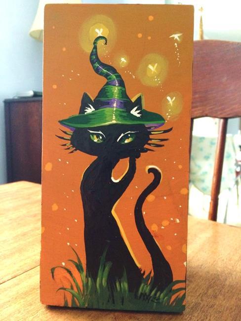 Art: Magic Hat by Artist Nico Niemi