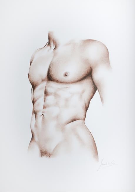 Art: 411 by Artist Ewa Kienko Gawlik