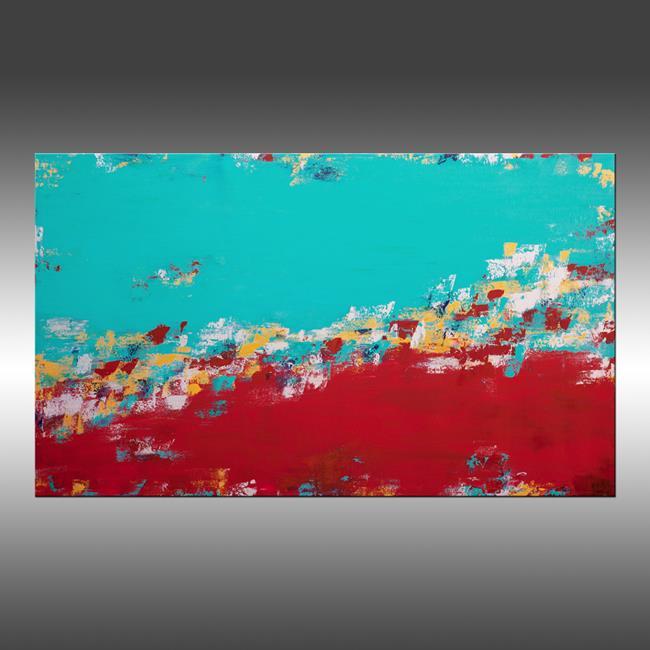 Art: Modern Industrial 58 by Artist Hilary Winfield