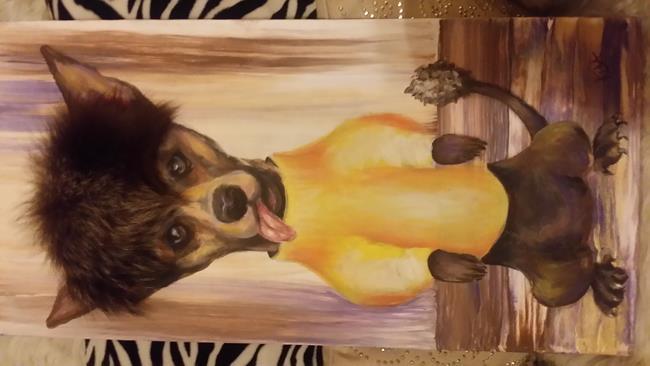 Art: Pet Painting # [1] by Artist KikaD