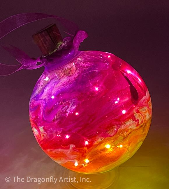 Art: In Memory of Alfred Yu 4-21-2020 Dragonfly Ball #1393051 by Artist Rebecca M Ronesi-Gutierrez