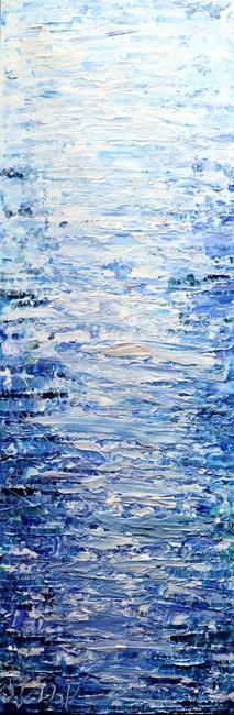 Art: FRESH WATER... by Artist LUIZA VIZOLI