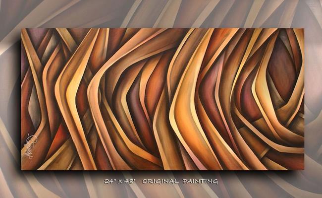 Art: ribs by Artist Michael A Lang