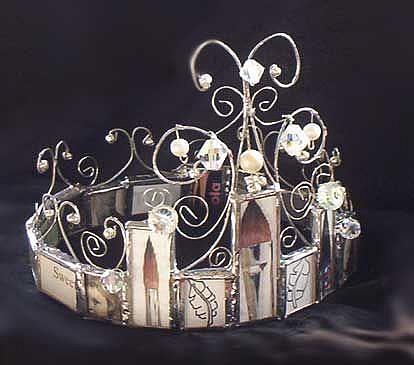 Art: Art Queen   by Artist Diane Dobson Barton