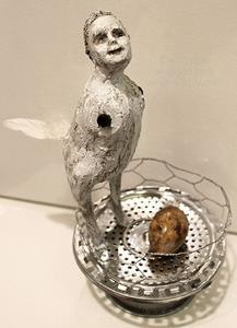 Detail Image for art Chicken Girl