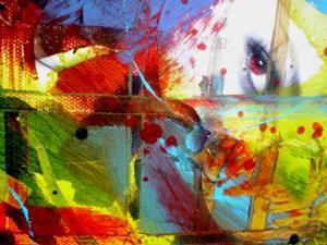 Detail Image for art Secret Meeting