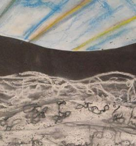 Detail Image for art Blue Dawn