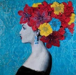 Art: MemoriesinBloom 2011b by Artist Dawn Williams