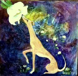 Art: roses2.jpg by Artist Judith A Brody