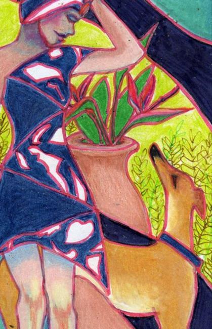 Art: Uncertain by Artist Judith A Brody