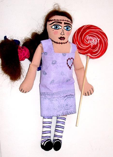 Art: Oh, My Darlin' Clemenstein! by Artist Diane G. Casey