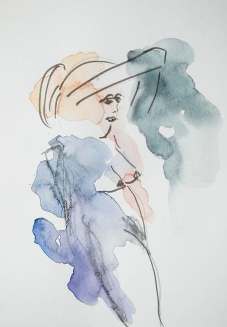 Art: Female 04 by Artist Gabriele Maurus