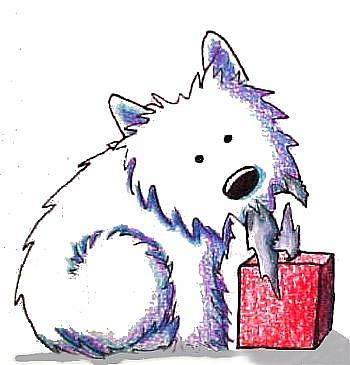 Colouring in picture printable westie documento sin t tulo for Westie coloring pages