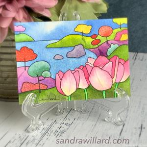 Detail Image for art Tulip Cove