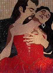 Art: Lust - Song of Parthenope by Artist Paula J. Nelson