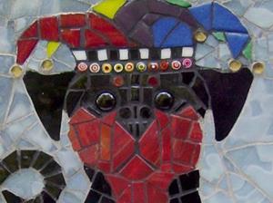 Detail Image for art Ride 'em Cowdog