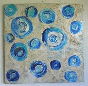 Detail Image for art BLUE STEEL
