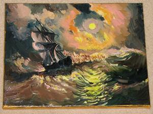 Detail Image for art Night Storm