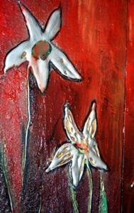 Detail Image for art WATER&FLOWERS-sold