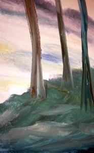 Detail Image for art LAKE VIEW- MINNESOTA