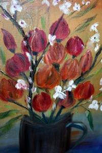 Detail Image for art SPRING FLOWERS