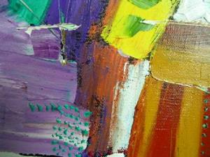 Detail Image for art GREED (SOLD)