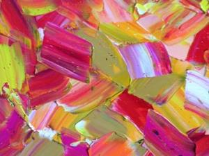Detail Image for art SONNETS IN YELLOW (SOLD)