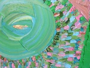 Detail Image for art PARADISE (SOLD)