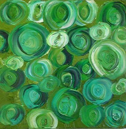 Art: WIMBLEDON (SOLD) by Artist Dawn Hough Sebaugh