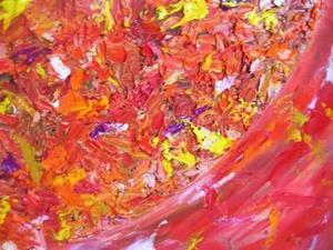 Detail Image for art BLIND FAITH  (SOLD)