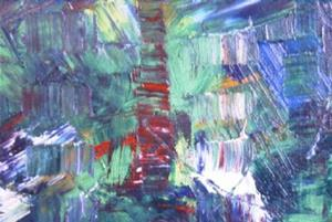 Detail Image for art GLISTEN (SOLD)