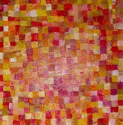 Art: THE JOKER (SOLD)  by Artist Dawn Hough Sebaugh