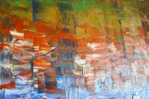 Detail Image for art ATTITUDE (SOLD)