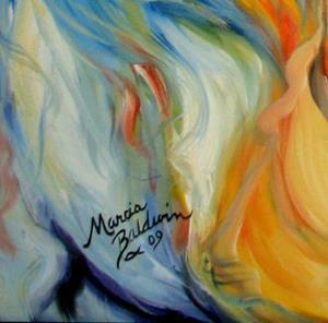 Detail Image for art ARABIAN EQUINE AURA