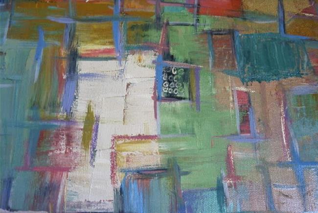 Art: FORTUNE (SOLD) by Artist Dawn Hough Sebaugh
