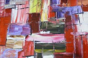 Detail Image for art THOUGHT OF TIMES PAST (SOLD)