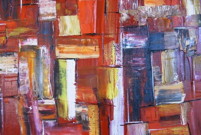 Art: SWEPT-UP (SOLD) by Artist Dawn Hough Sebaugh