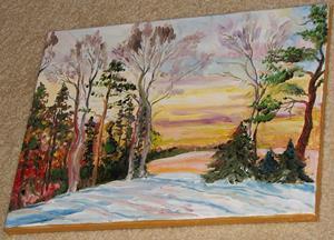 Detail Image for art February etude
