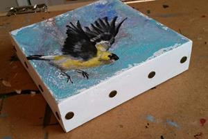 Detail Image for art Taking Flight