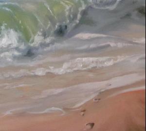 Detail Image for art Memories Into the Ocean