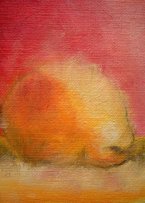 Art: Pear 5 (SOLD) by Artist Cyra R. Cancel