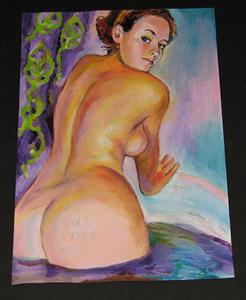 Detail Image for art Bathing